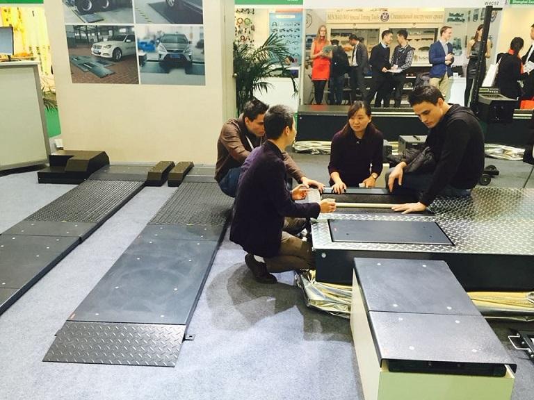 2014年上海法兰克福展-上海际维机电设备有限公司